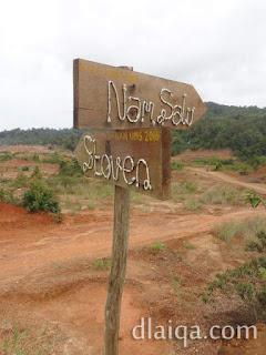 ke Nam Salu atau ke Stoven?