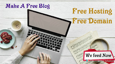 Make a Blog With a Free Domain and A Free Hosting