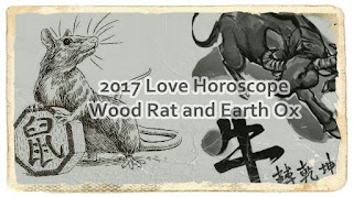 2017 Love Horoscope Wood Rat and Earth Ox forecast