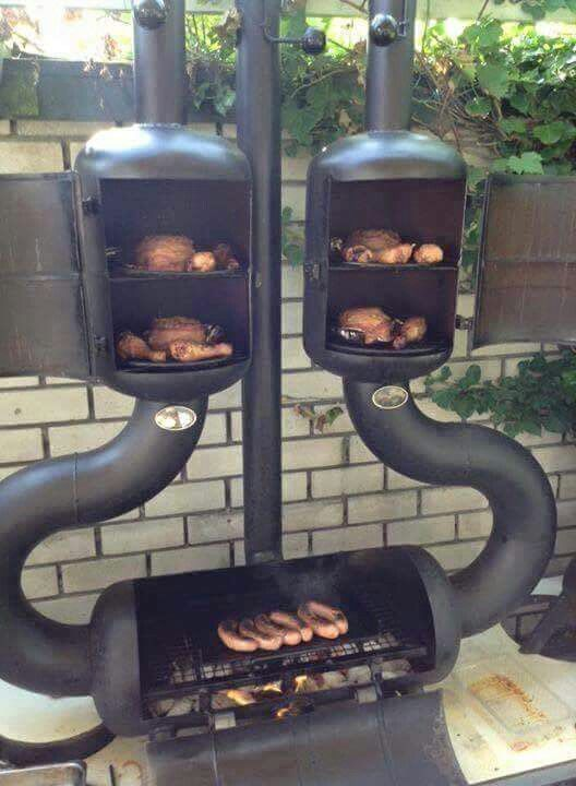 Top 15 Best BBQ Grill Uses for Old Drums - Decor Units