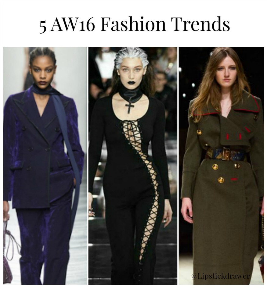 5 Fall winter Fashion Trends Get the Look for Less