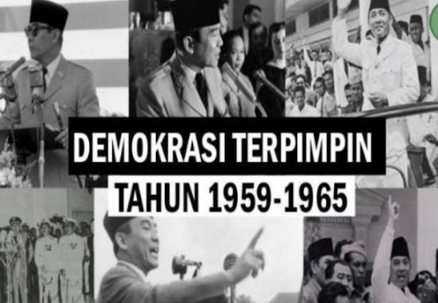 Pengertian Demokrasi Terpimpin
