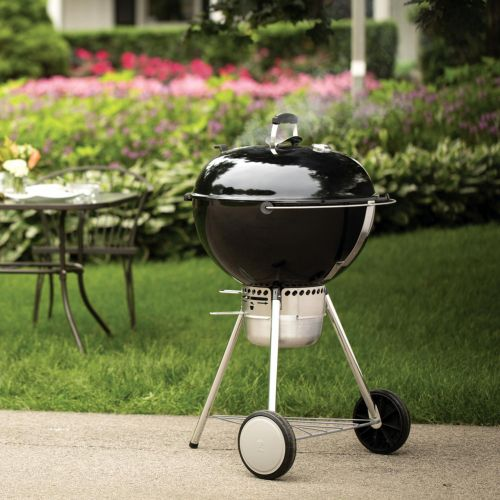 Weber Master Touch houtskoolbarbecue