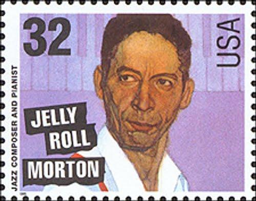 Resultado de imagem para SELO DE Jelly Roll Morton