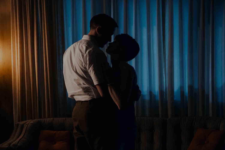 FIRST MAN – EL PRIMER HOMBRE -  Ryan Gosling y Claire Foy