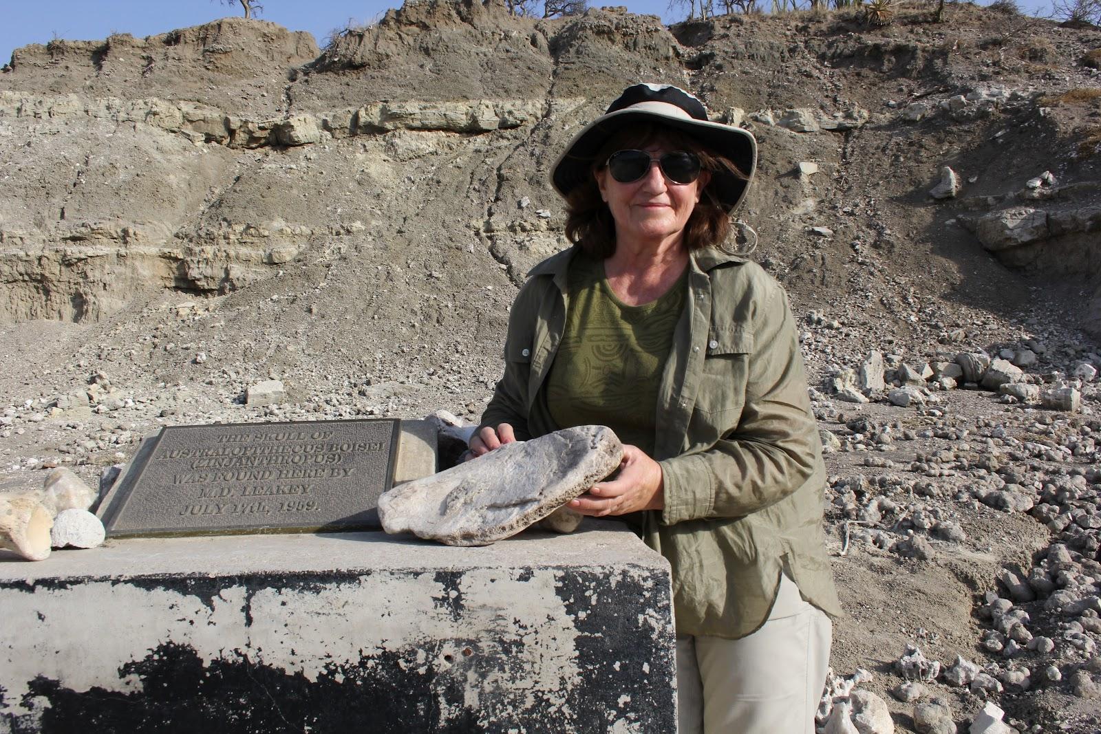 บอกต่อ..: แมรี ลีกกี้ (Mary Leakey) นักโบราณคดี ผู้ค้นพบ ...