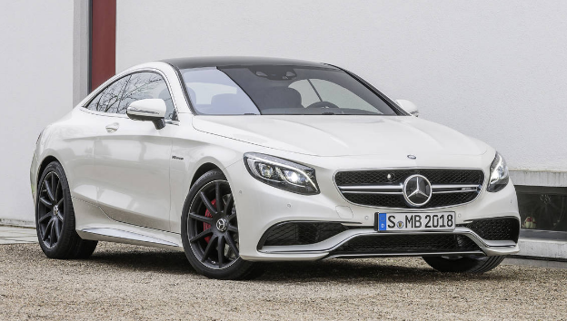 2016 Mercedes-Benz S550 4MATIC Coupe Review