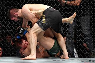 UFC - Khabib Nurmagomedov derrota a McGregor pero enloquece tras el combate y podría perder el título ligero