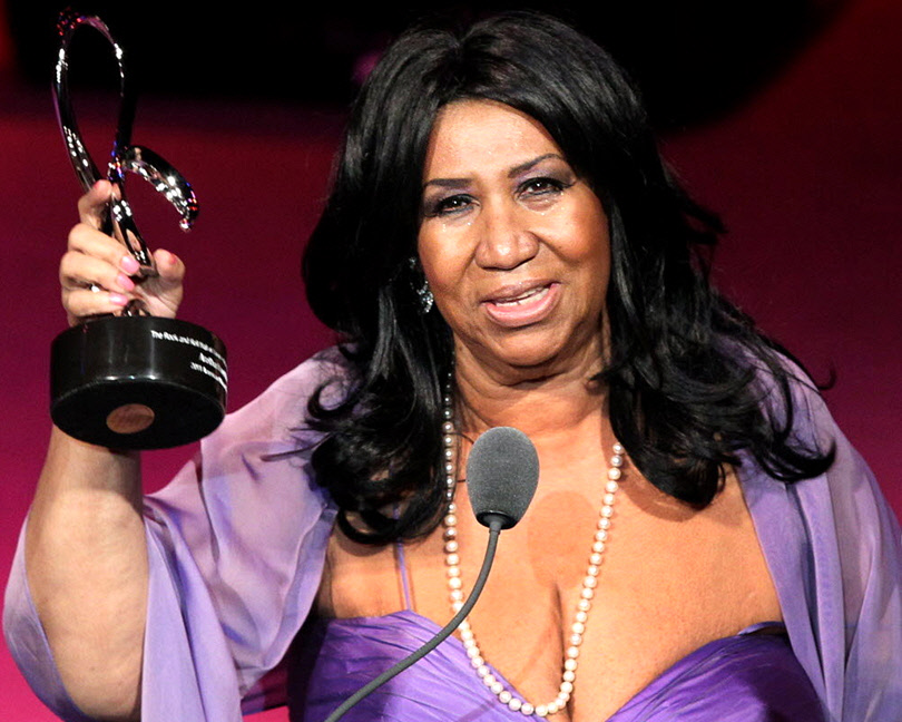 Aretha Franklin - Grammy