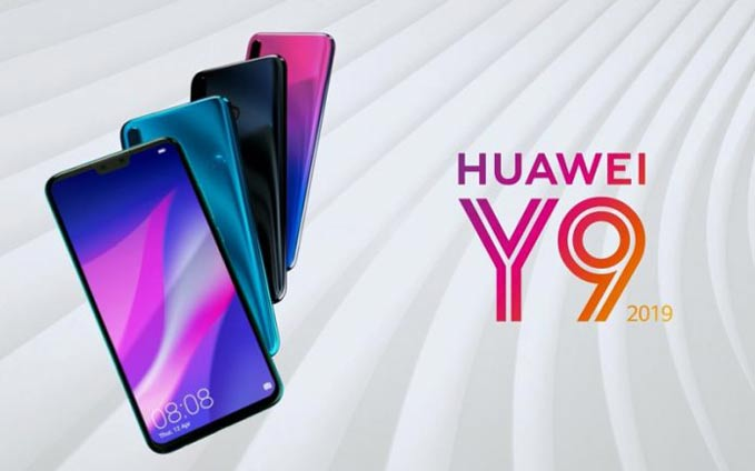huawei-y9-Official