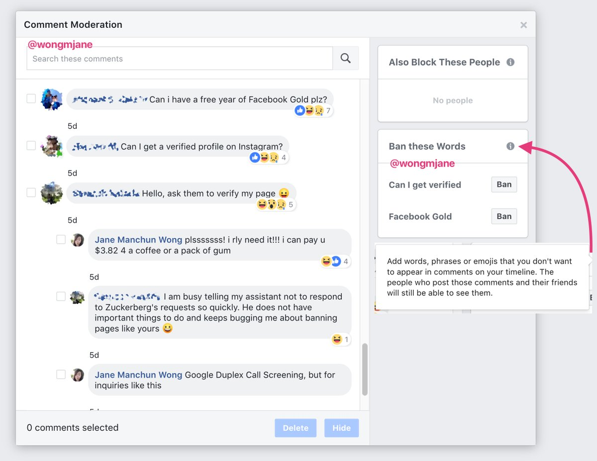 Facebook's New Feature Will Help You Keep Your Comments