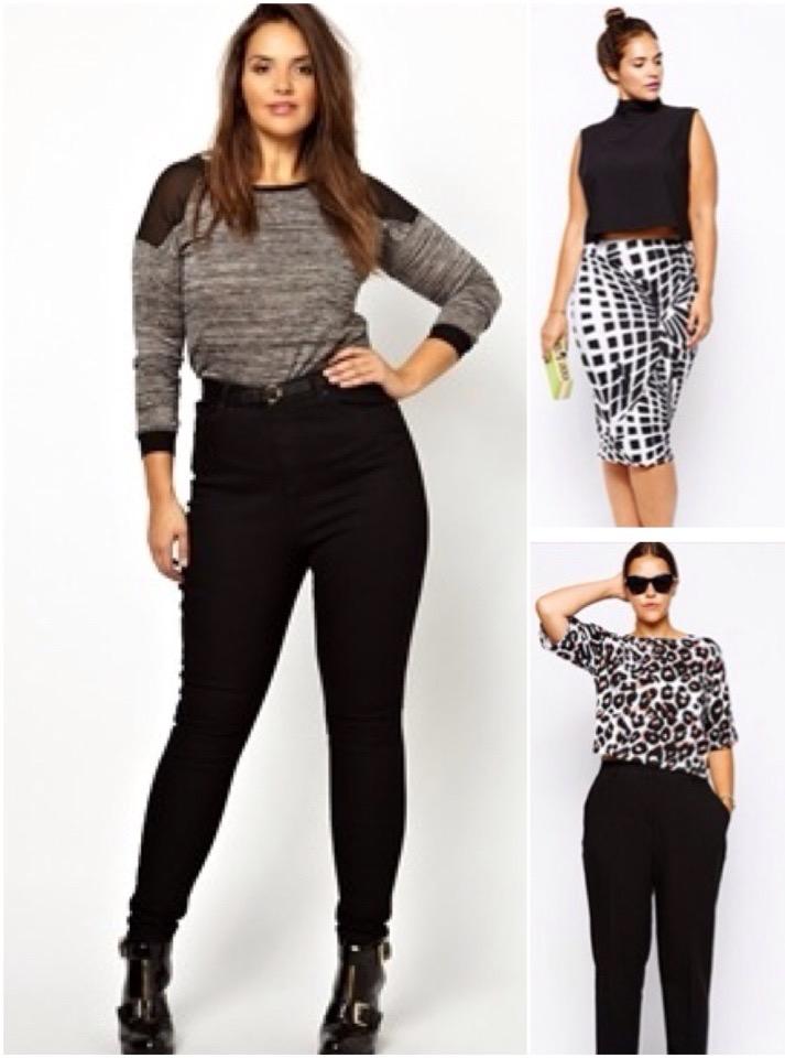Preferenza Les Femmes Rebelles: Moda curvy: idee e outfit per donne formose MC51