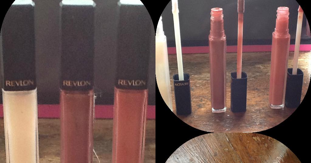 Reveiw | Revlon Colour Burst Lipglosses - Some Sparkle and ...