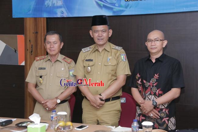 Wabup Prigsewu : Media Online Penyebar Informasi Tercepat