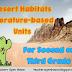 All About the Desert Habitat!