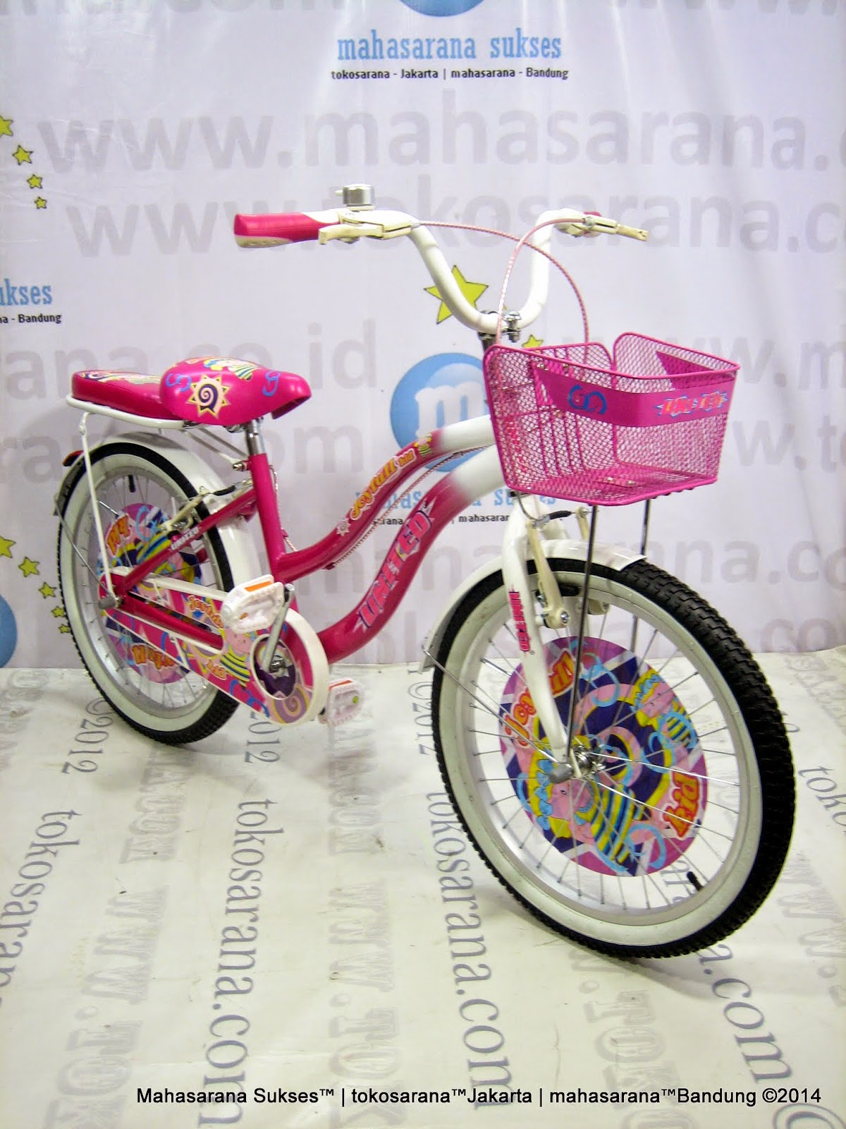 City Bike United Joyfull Kid 20 Inci ~ News Untuk Anak Anda