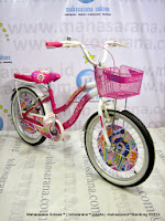 City Bike United Joyfull Kid 20 Inci