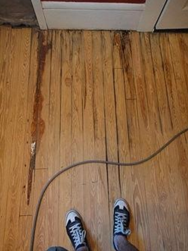 How To Fix Water Damaged Wood Floor