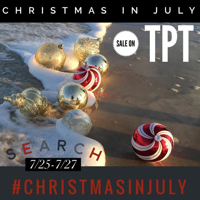 tpthashtagsale, hashtag sale, #christmasinjuly, teachers pay teachers, tpt sale
