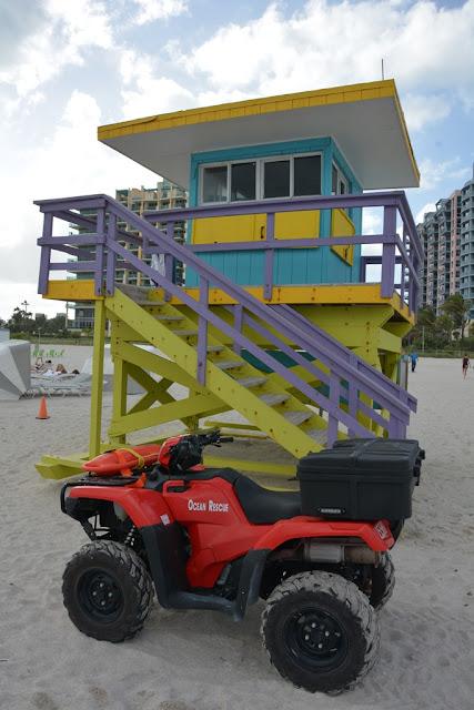 Miami Beach quad