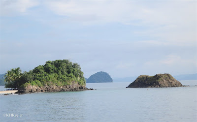 Islands off Panama