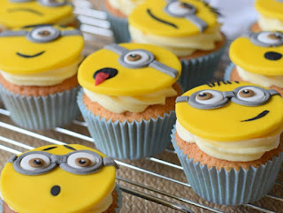 Only Crumbs Remain Minion Cupcakes How To Video