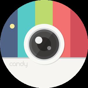 تحميل كاندي كاميرا Candy camera apk ap 2017 للأندرويد آخر اصدار + اصدارات سابقة
