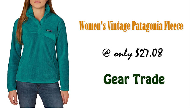Review of a Quality Vintage Patagonia Fleece Jackets for Women