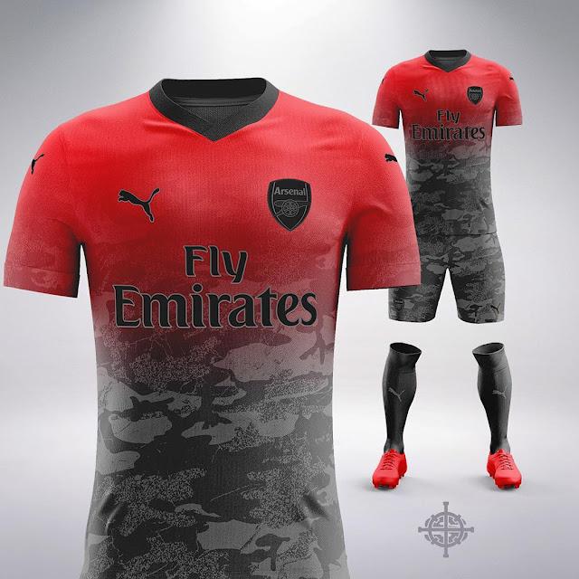 Puma X Trapstar Arsenal Concept Kit