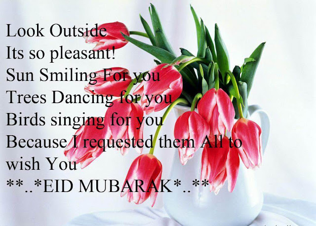 Eid ul-Fitr SMS, WhatsApp, Facebook greetings to loved ones Eid Mubarak