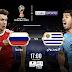 بث مباشر لمباراة الاوروجواي وروسيا 25.6.2018 كأس العالم دور المجموعات بجودة عالية موقع عالم الكورة