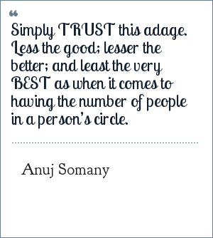 Anuj Somany Best Quotes