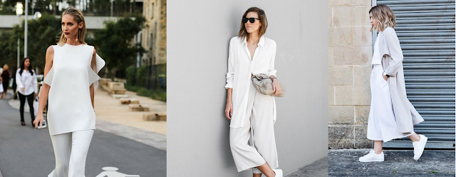 Styling // White Outfits