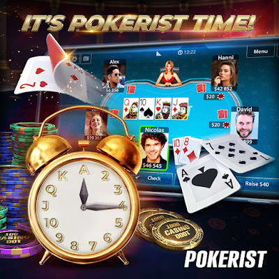 Pokerist Free Chips + Gold Coins