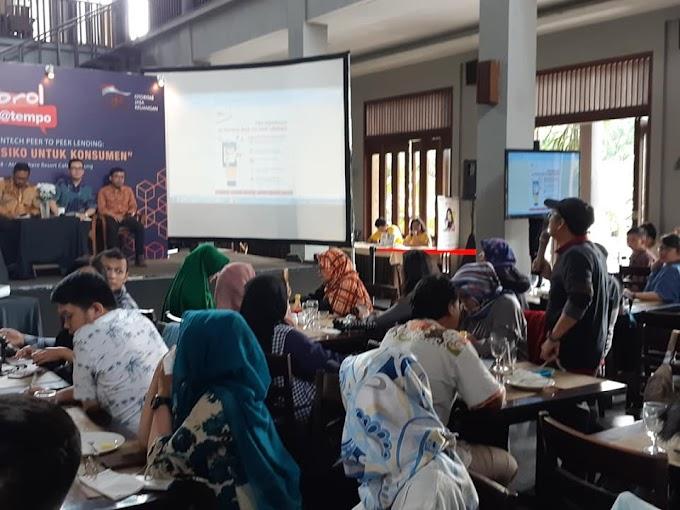 Ngobrolin FinTech @Tempo Hari Bareng Blogger Bandung