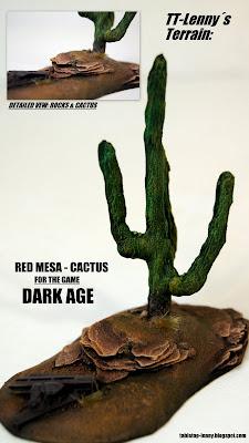 How to make a model tree or cactus!? - MiniWarGaming Wargaming Forum