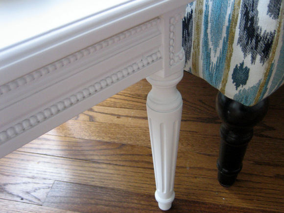 DIY sidetable