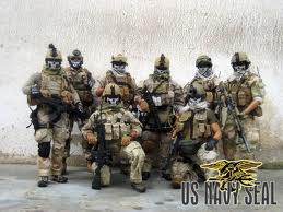 Group Photo of Seal Team Six
