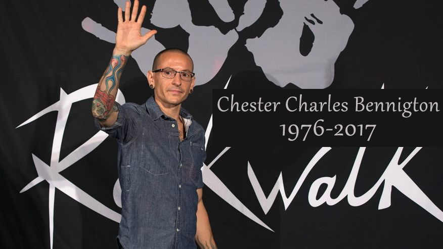 Chester, RIP, linkin park, vocalist