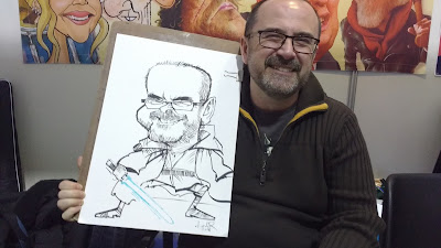 caricatures in spain