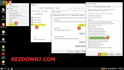 Cara Menampilkan Gambar Di File Explorer Windows 10 - Thumbnail
