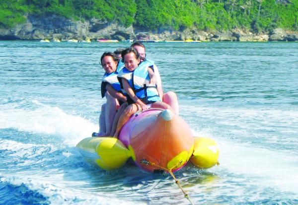 Wisata Air di Bali