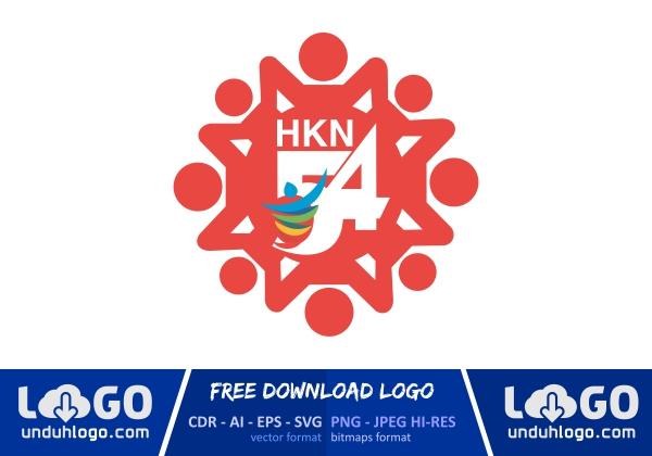 Logo Hari Kesehatan Nasional HKN 2018