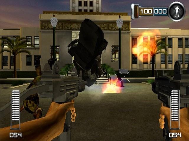 Die Hard: Vendetta screenshot 1