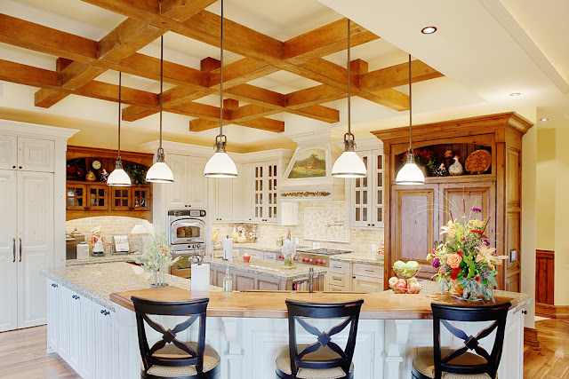 How Pendant Lighting Can Work for Every Room in the Home - Pendant lighting hangs from the ceiling, making a statement and can work for every room in the home thanks to its versatility.