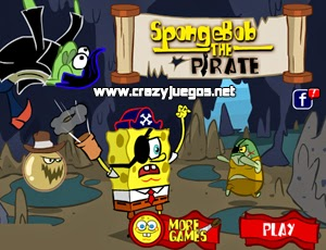 Jugar Spongebob The Pirate