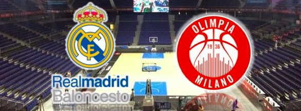 Real Madrid - Olimpia Milano