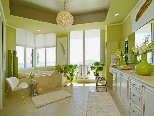 modern interior design paint colors