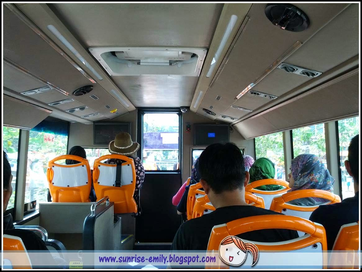 Penang Hop-On Hop-Off bus
