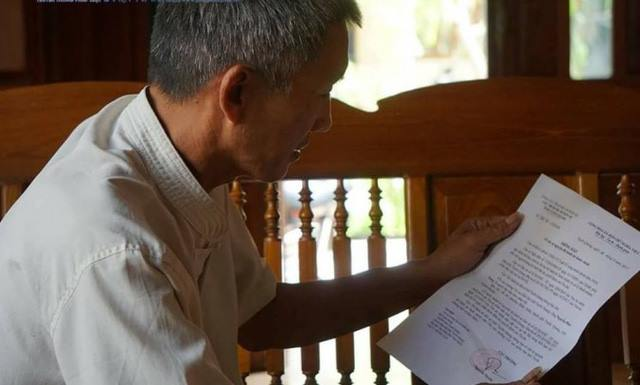 Ông Đào Văn Phấn